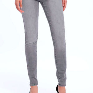 OLD NAVY THE ROCKSTAR SKINNY JEANS IN FRENCH GREY